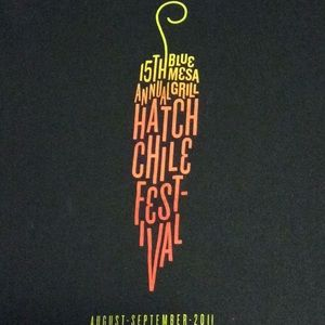 T-shirt Chili Festival